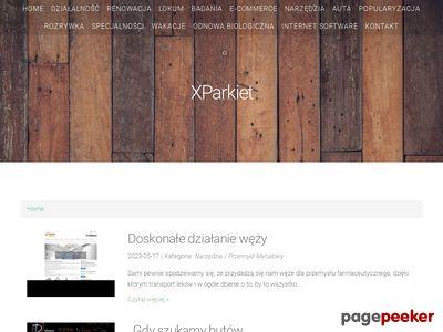 Parkiety Kraków podłogi drewniane