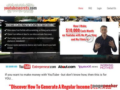 Youtube Secrets – YoutubeSecrets.com