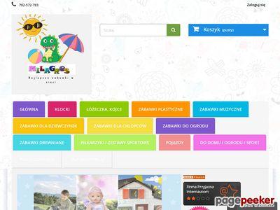Najlepszy sklep internetowy stworzony z myślą o dzieciach