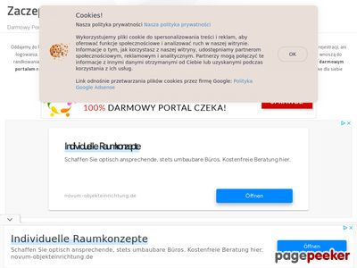 Nowy portal randkowy - Zaczepka.net