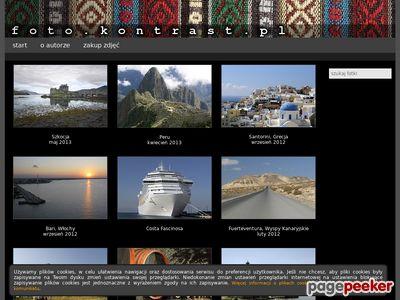 Galeria fotografii podróżniczej.