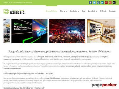 Fotografia reklamowa - zdjęcia produktowe - Bartłomiej Dziedzic