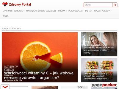 Portal o chorobach - ZdrowyPortal.pl