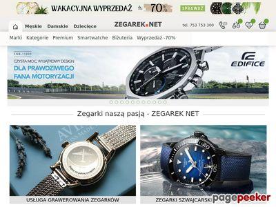 Zegarek.net - sprzedaż zegarków Esprit