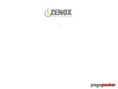 Zenox.pl - części do traktorów
