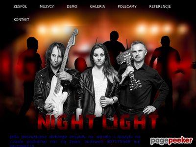NIGHT LIGHT Zespół na wesele i imprezy Warszawa