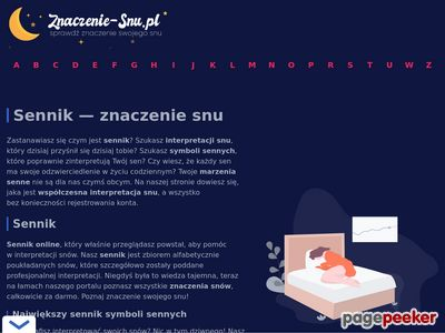 Www.znaczenie-snu.pl