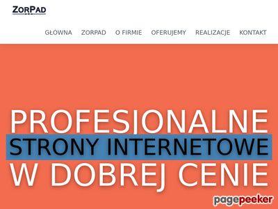 Strony internetowe Jarosław