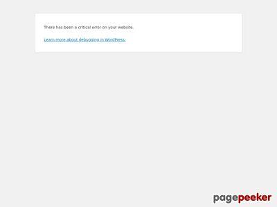 Skärmdump av zulan.se