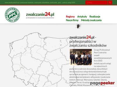 Zwalczanie24.pl