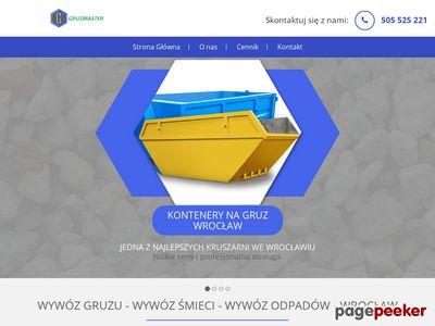 Kontenery na odpady remontowe wywoz-odpadow.wroclaw.pl