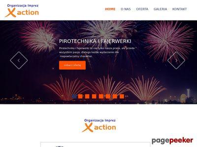 X-action organizacja imprez
