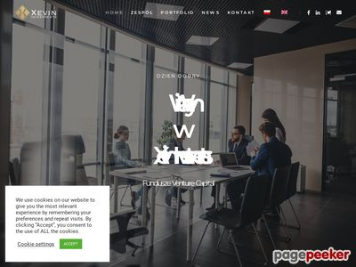 Aniołowie biznesu - Xevin Ivestments