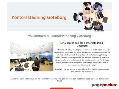 Kontorsstädning Göteborg - http://xn--kontorsstdninggteborg-e2b43b.com
