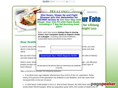 Your Plate, Your Fate - A Revolutionary Recipe for Lifelong Health & Effortless Weight Loss
