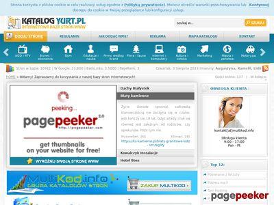 Katalog seo Yurt.pl