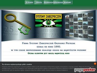 Systemy Zabezpieczeń - Alarmy i Kamery Gniezno