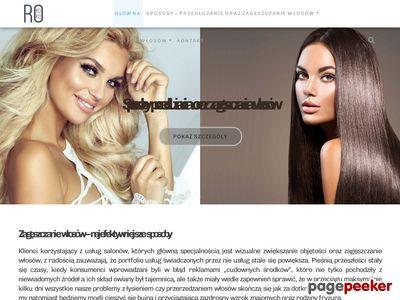 ZageszczanieWlosow.pl