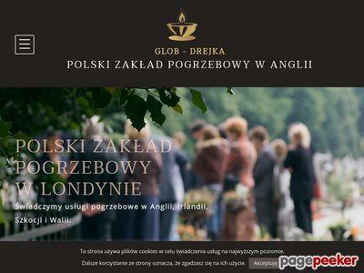 Polski Dom Pogrzebowy w Londynie - Zakład pogrzebowy w Anglii
