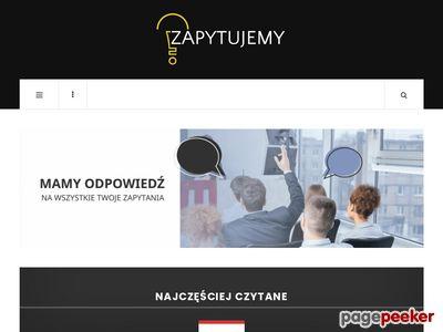 Zapytujemy.pl - czekamy na twoje pytania
