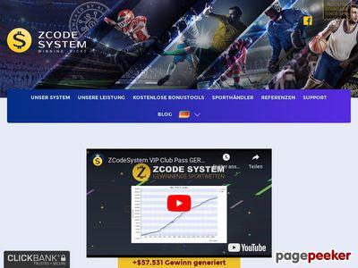 Le Système Z-Code a été privatisé. Dépêchez-vous!