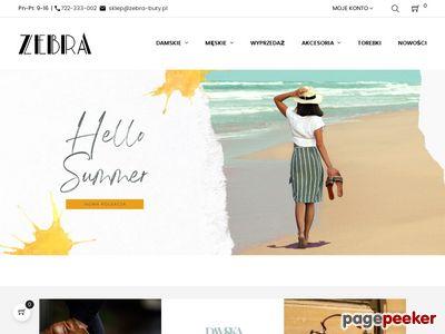 Internetowy sklep obuwniczy