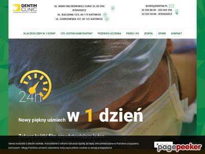 zebyw1dzien.pl - protezy zębowe
