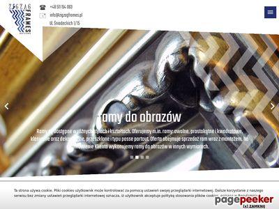 Zigzagframes.pl - oprawa obrazów
