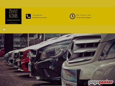 ZnanyKomis.pl - Opinie o komisach