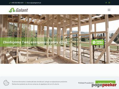 Galant - domy ekologiczne