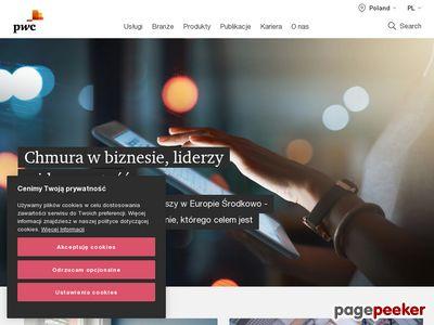 Audyty i konsulting - PwC Polska