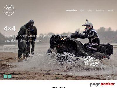Adrenalinaclub.pl - imprezy dla firm Mazury