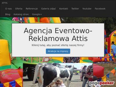 Agencja eventowa attis