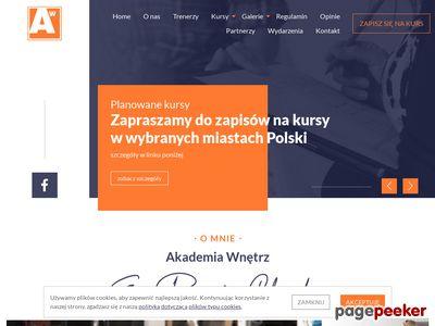 AKADEMIA WNĘTRZ Architektura wnętrz studia Wrocław