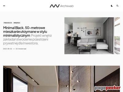 Katalog architektoniczny - archiweb