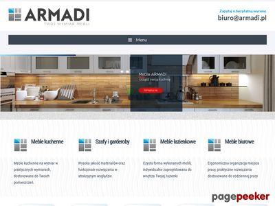 Armadi.pl szafy wnękowe