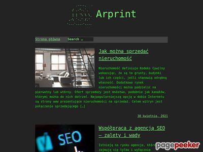 ARprint torby papierowe z nadrukiem