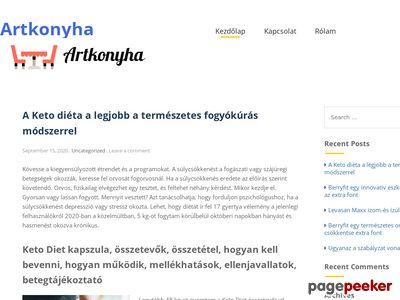 artKonyha Konyhabútor Áruház
