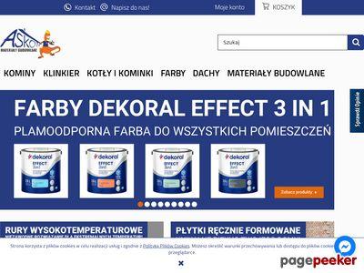 Materiały budowlane - Askot Sp. z o.o. sp. k.