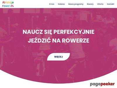 Rowerowe atrakcje - akademia rowerowa
