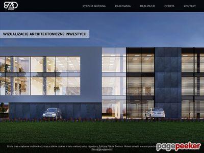 BADstudio - architektura / wnętrza / wizualizacje