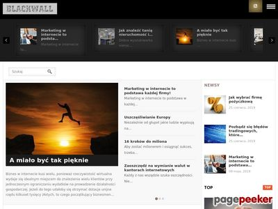 Blackwall.pl blog
