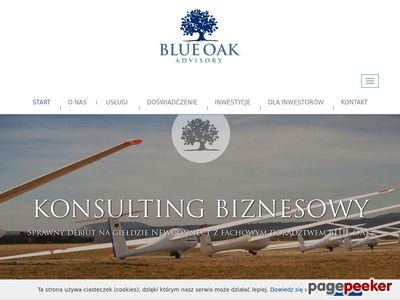 Blue Oak Advisory sp. z o.o.