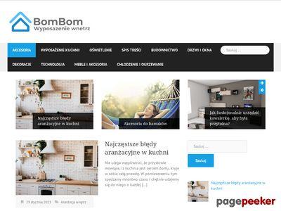 Wszystko do domu - BomBom.pl