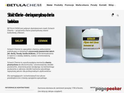 Chemiadoczyszczenia.pl