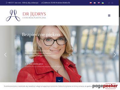 Chirurgia plastyczna - Dr Jędrys