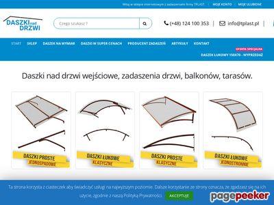 Daszkinaddrzwi.pl
