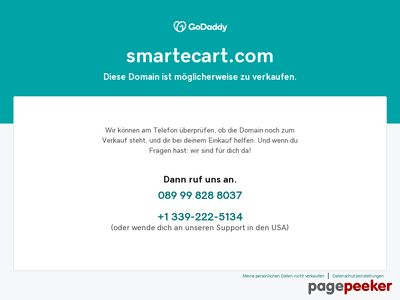 http://demo.smartecart.com/crowdfunding-theme/ website snapshot