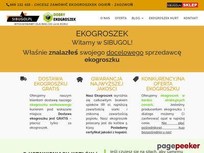 Węgiel dobry-ekogroszek.pl