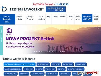 Szpital Dworska Kraków